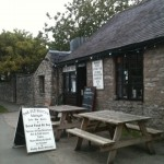 Dog Friendly tea room in Monyash