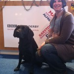 Jane & Tilly at Radio Derby