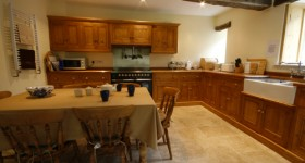 Riverside House, Holiday Cottage
