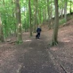 linacre forest path